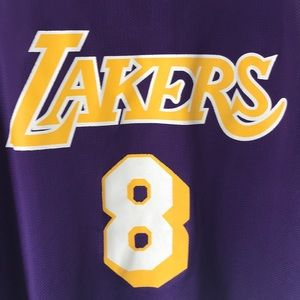a1f43ee67e0 Champion Shirts - Official vintage Kobe Bryant Rookie Jersey